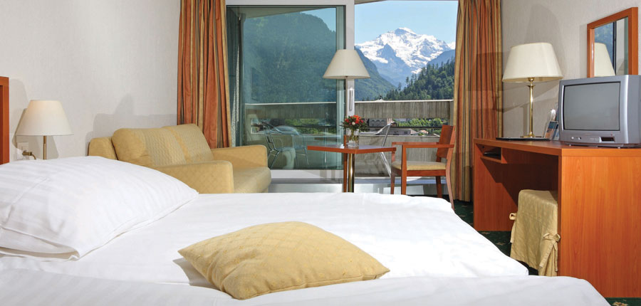 Hotel Metropole, Interlaken, Bernese Oberland, Switzerland - Standard room, south-facing.jpg